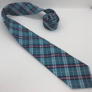 Ralph Lauren Handmade 100% silk tie